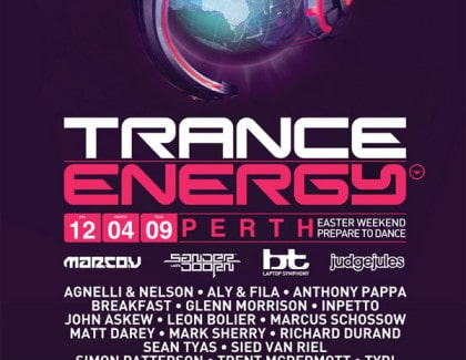 ID&T Trance Energy Perth