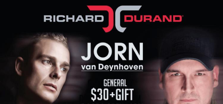 Richard Durand & Jorn Van Deynhoven Hit Metro City Perth.