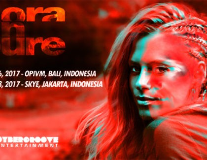 NORA EN PURE INDONESIA APRIL 2017