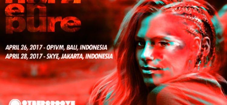 NORA EN PURE INDONESIA APRIL 2017
