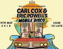 Carl Cox's Mobile Disco.