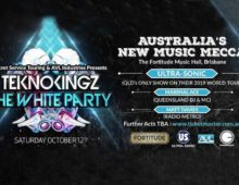 TEKNOKINGZ – THE WHITE PARTY